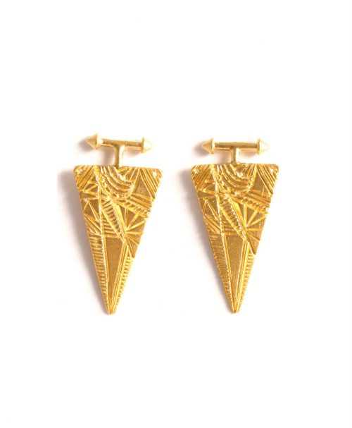 09-Triangle earrings 3