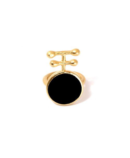 1-Black Bone Ring 4