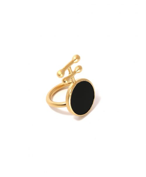 2-Black Bone Ring 5