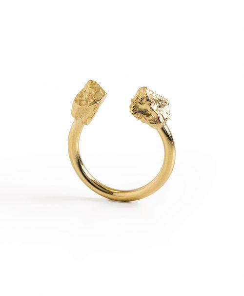 טבעת סלעים פתוחה גולדפילד