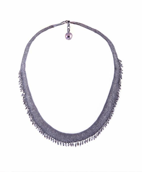 Scoop necklace