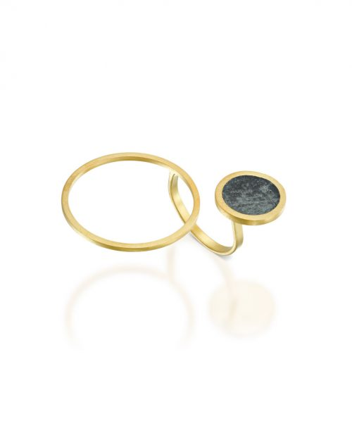 19-Assimetrical_Concrete_Ring-Gold-BAARA_Jewlery