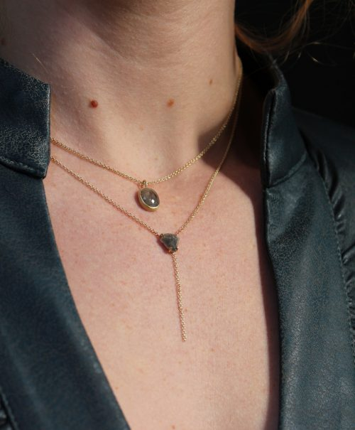 Diamond geomertric neck2